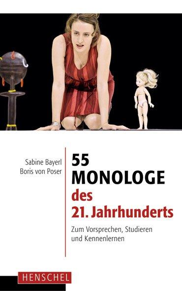 Cover-Bild 55 Monologe des 21. Jahrhunderts