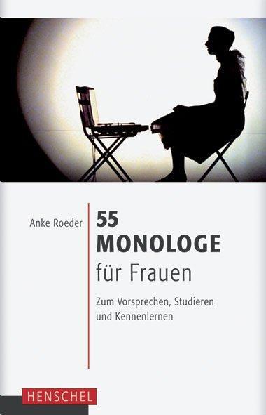 Cover-Bild 55 Monologe für Frauen