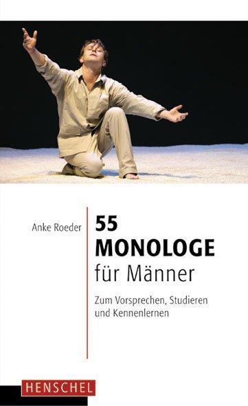 Cover-Bild 55 Monologe für Männer