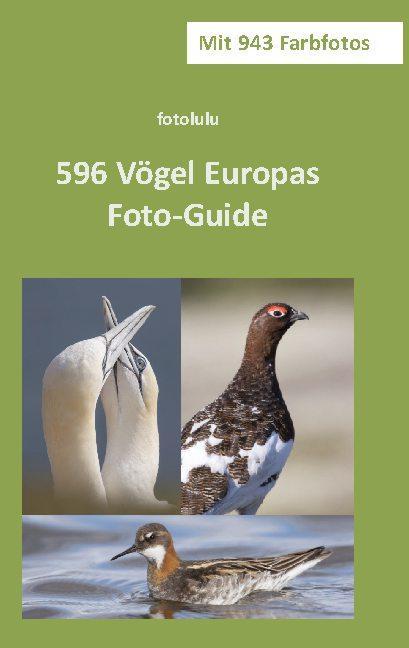 Cover-Bild 596 Vögel Europas