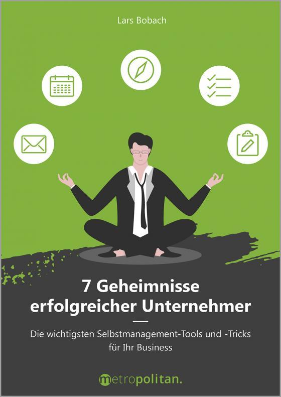 Cover-Bild 7 Geheimnisse erfolgreicher Unternehmer