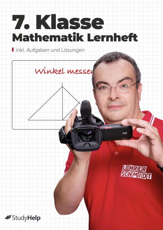 Cover-Bild 7. Klasse Mathematik Lernheft