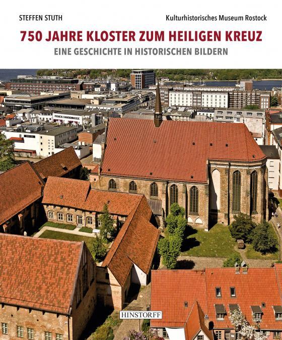 Cover-Bild 750 Jahre Kloster zum Heiligen Kreuz