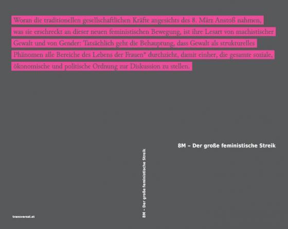 Cover-Bild 8M - Der große feministische Streik
