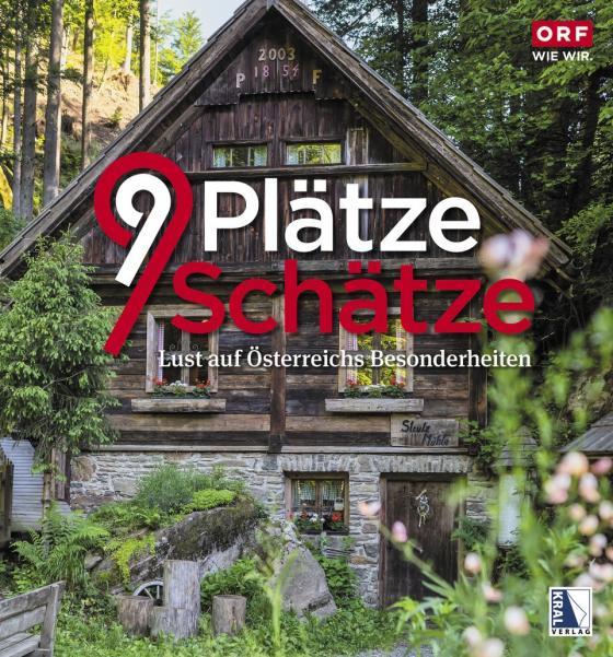 Cover-Bild 9 Plätze 9 Schätze (Ausgabe 2021)
