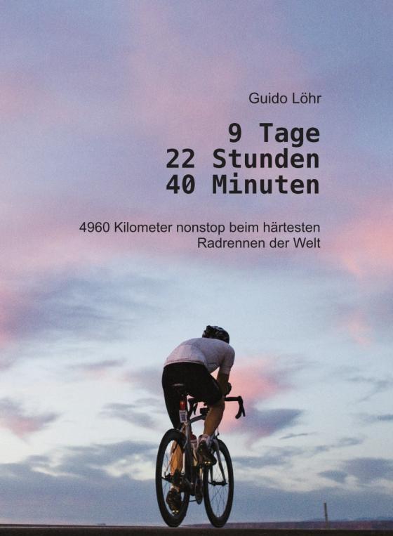 Cover-Bild 9 Tage 22 Stunden 40 Minuten