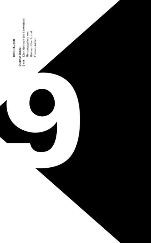 Cover-Bild 9 x 9 – Eine Methodes des Entwerfens