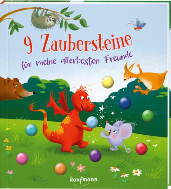 Cover-Bild 9 Zaubersteine für meine allerbesten Freunde