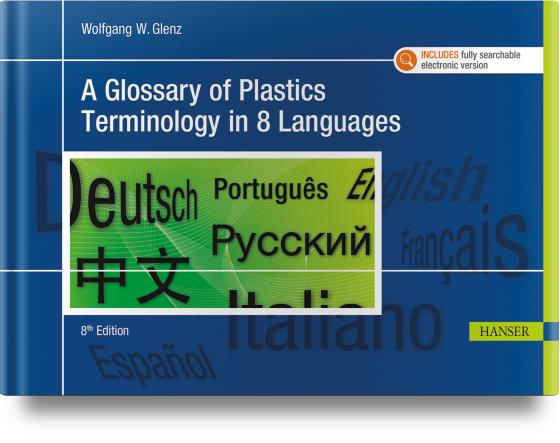 Cover-Bild A Glossary of Plastics Terminology in 8 Languages