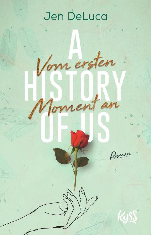 Cover-Bild A History of Us − Vom ersten Moment an