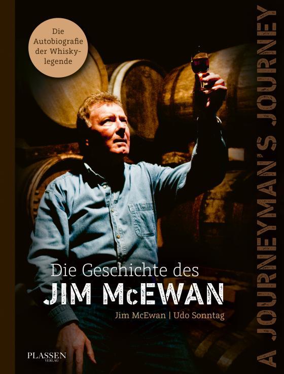 Cover-Bild A Journeyman's Journey - Die Geschichte des Jim McEwan