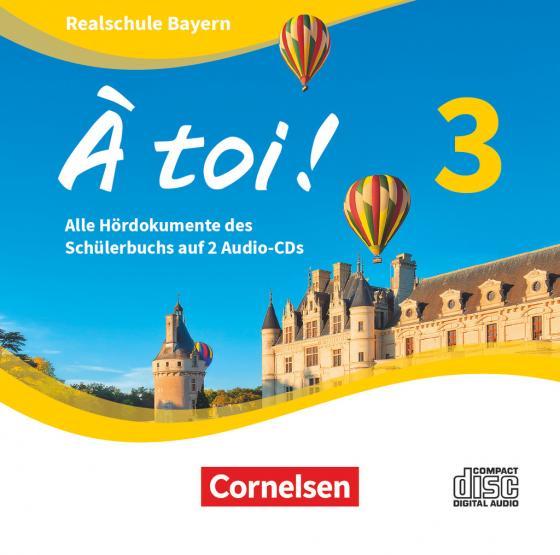 Cover-Bild À toi ! - Bayern - Band 3