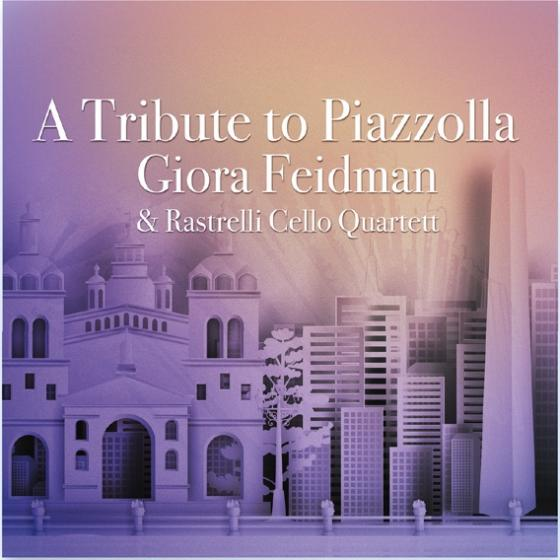 Cover-Bild A Tribute to Piazzolla