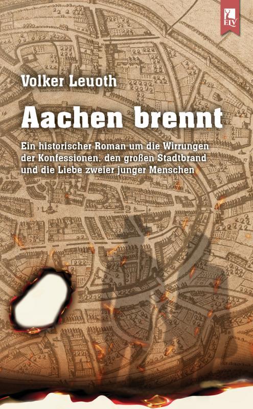Cover-Bild Aachen brennt