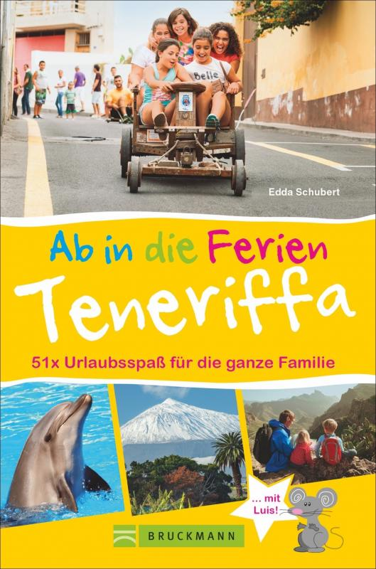 Cover-Bild Ab in die Ferien – Teneriffa