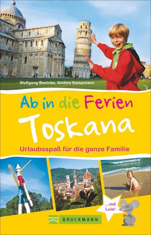 Cover-Bild Ab in die Ferien Toskana