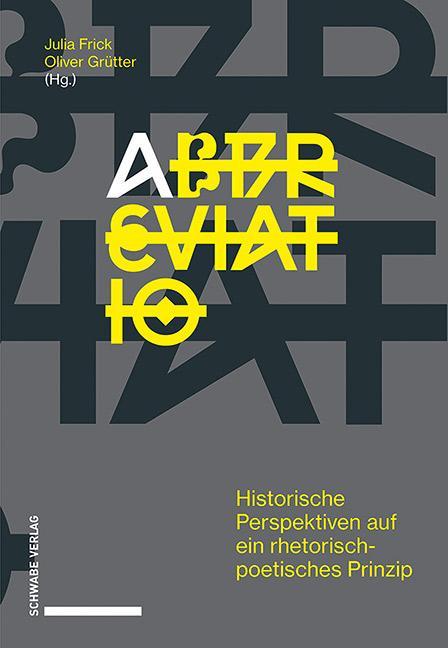 Cover-Bild abbreviatio