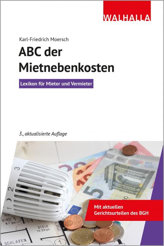 Cover-Bild ABC der Mietnebenkosten