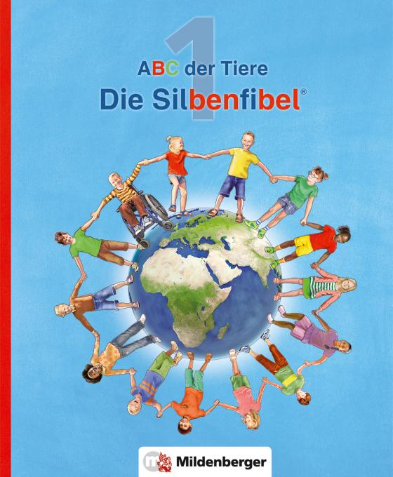 Cover-Bild ABC der Tiere 1 – Silbenfibel® · Neubearbeitung