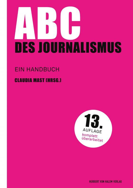 Cover-Bild ABC des Journalismus