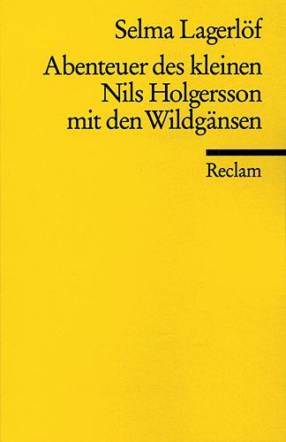 Cover-Bild Abenteuer des kleinen Nils Holgersson mit den Wildgänsen (Auswahl)