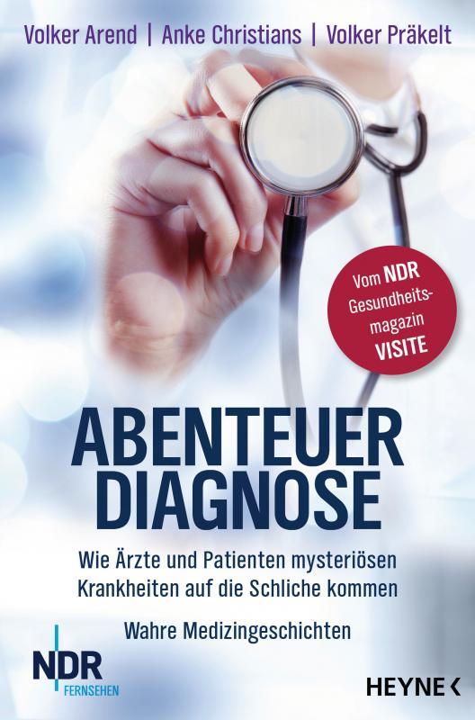 Cover-Bild Abenteuer Diagnose