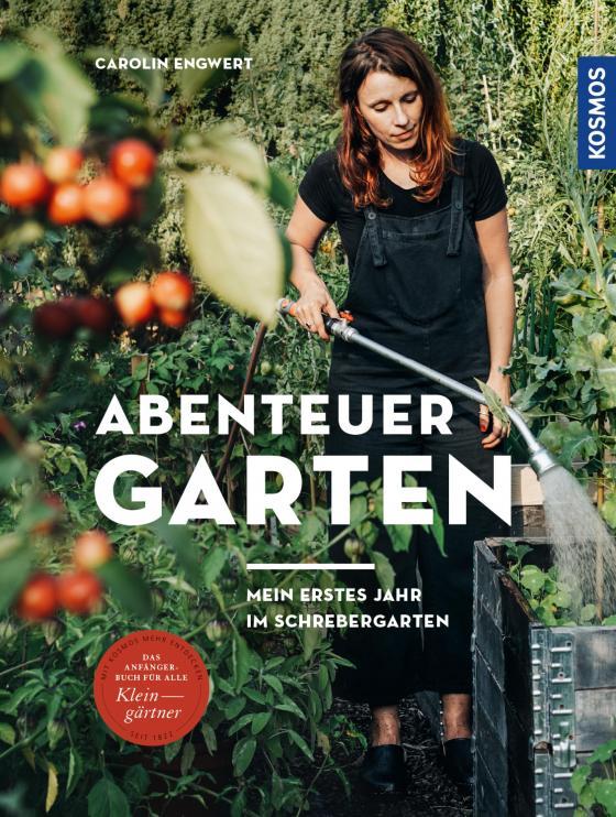 Cover-Bild Abenteuer Garten