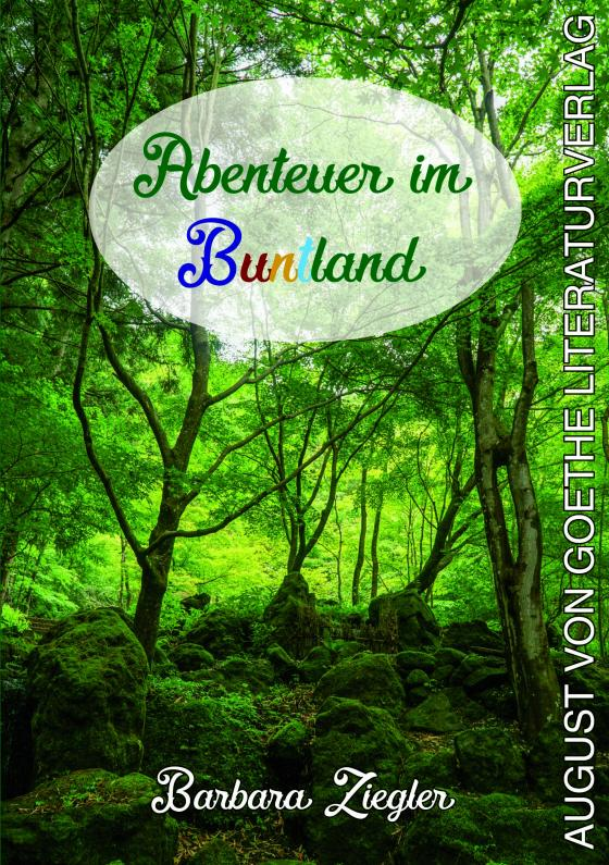 Cover-Bild Abenteuer im Buntland