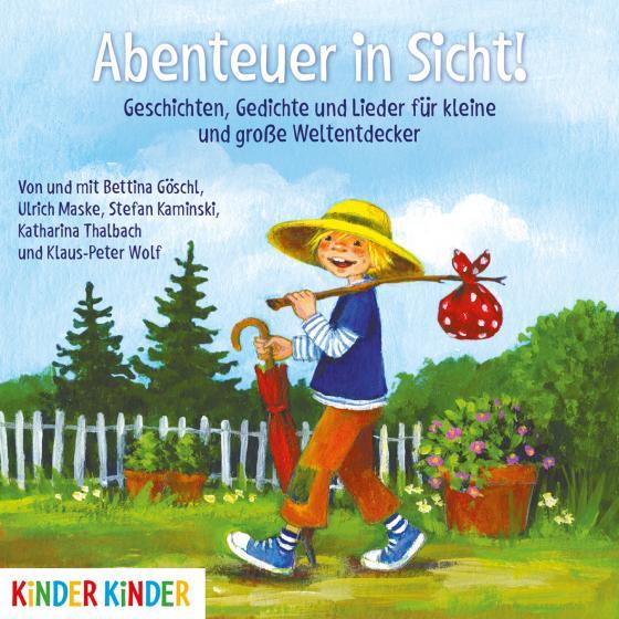 Cover-Bild Abenteuer in Sicht!