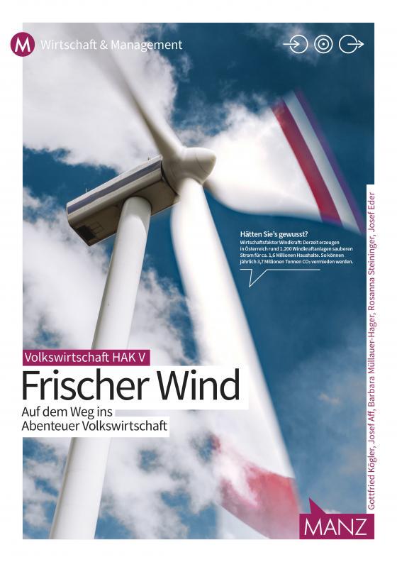 Cover-Bild Abenteuer Volkswirtschaft HAK V | Frischer Wind