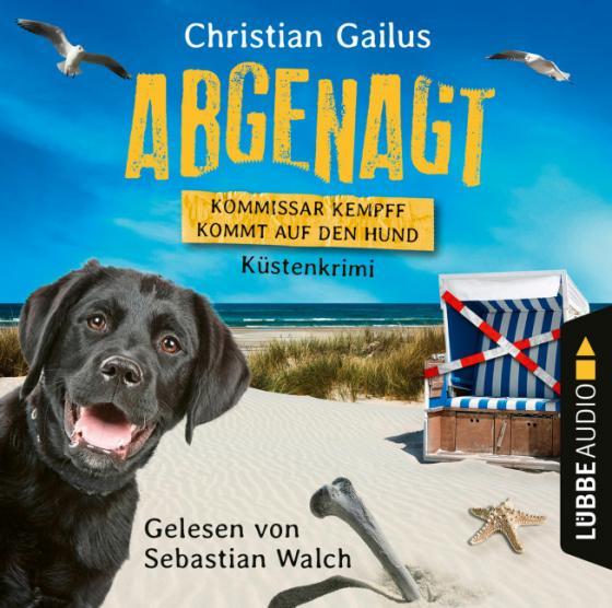 Cover-Bild Abgenagt - Kommissar Kempff kommt auf den Hund
