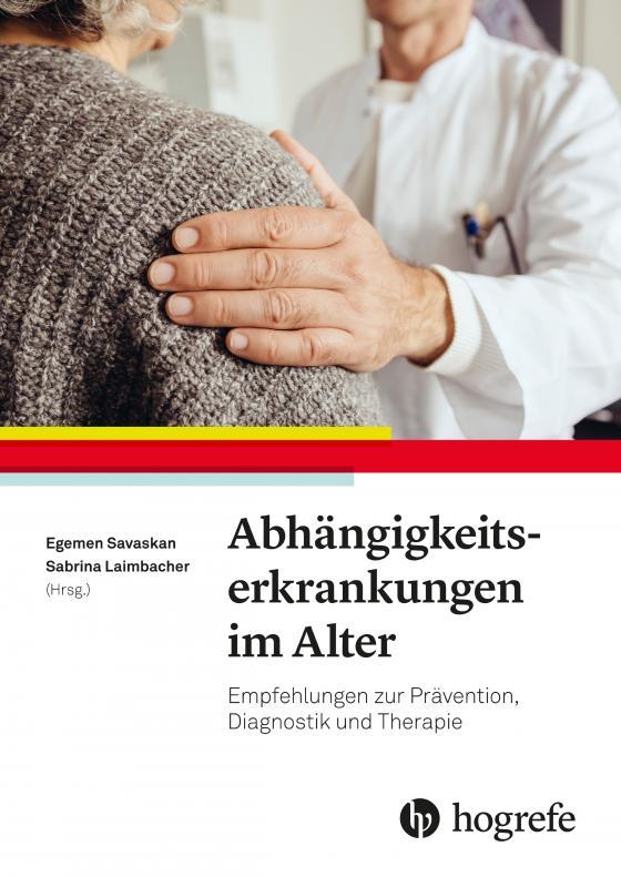 Cover-Bild Abhängigkeitserkrankungen im Alter