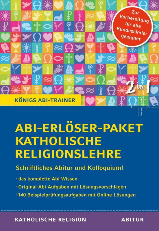 Cover-Bild Abi-Erlöser-Paket Katholische Religionslehre