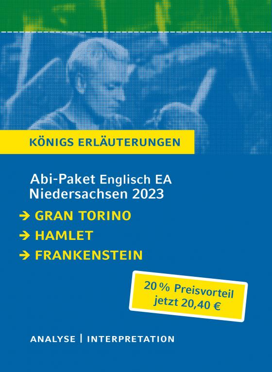 Cover-Bild Abi-Paket Englisch EA Niedersachsen 2023