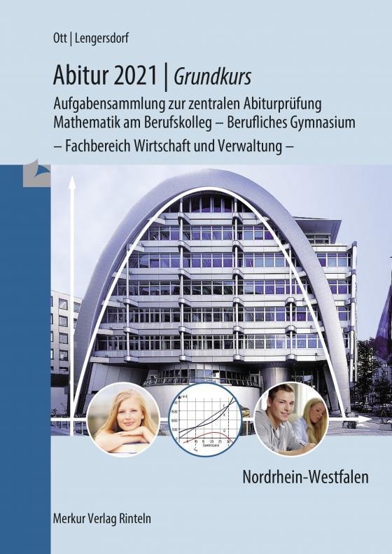 Cover-Bild Abitur 2021 - Grundkurs NRW