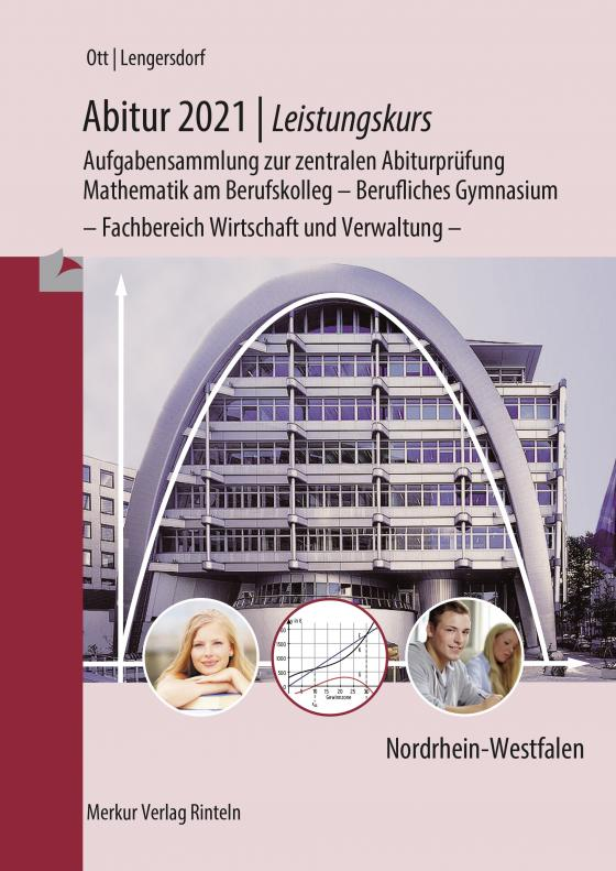 Cover-Bild Abitur 2021 | Leistungskurs