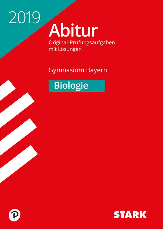 Cover-Bild Abiturprüfung Bayern - Biologie