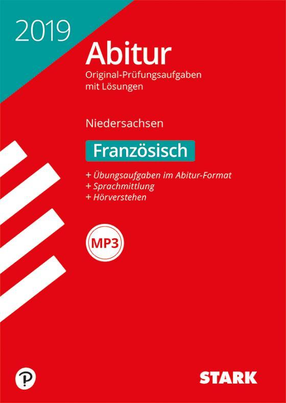 Cover-Bild Abiturprüfung Niedersachsen 2019 - Französisch gA/eA
