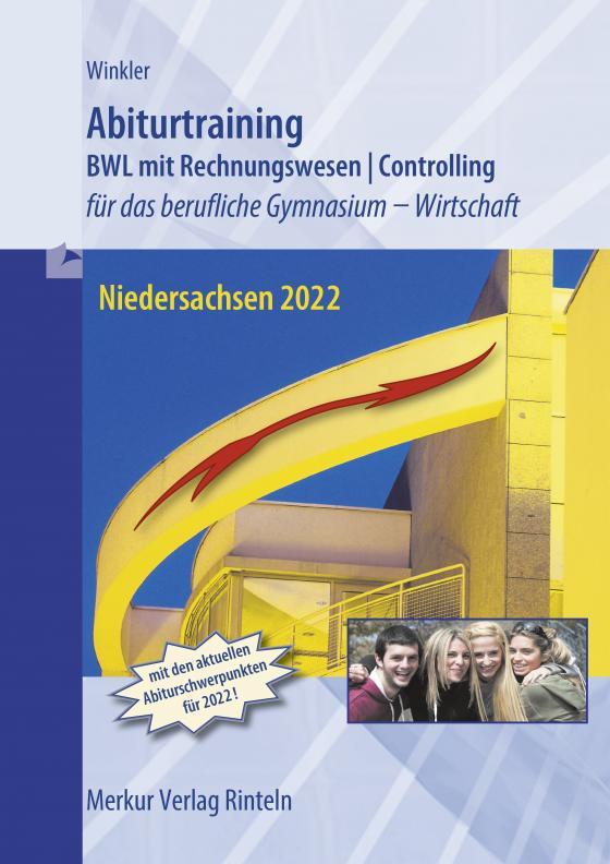 Cover-Bild Abiturtraining 2022 - BWL mit Rechnungswesen und Controlling