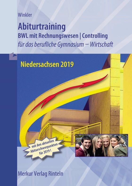 Cover-Bild Abiturtraining Niedersachsen 2019