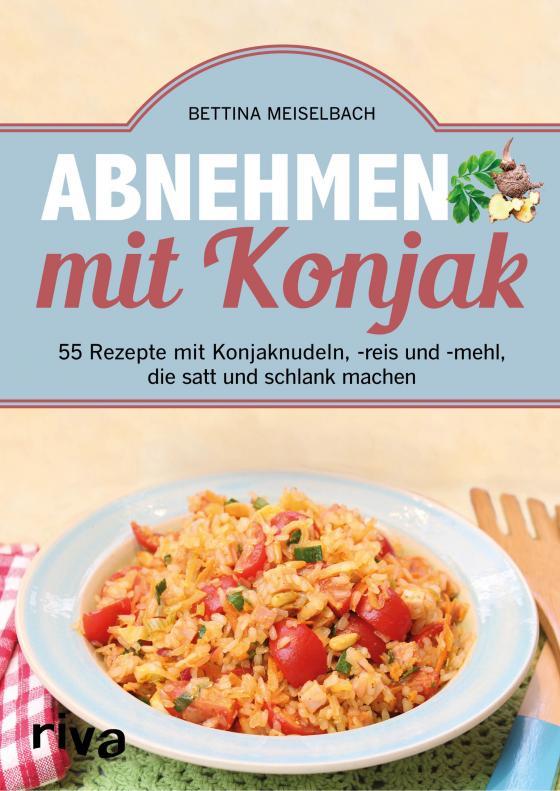 Cover-Bild Abnehmen mit Konjak