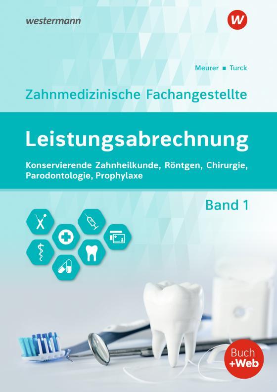 Cover-Bild Abrechnung / Leistungsabrechnung - Zahnmedizinische Fachangestellte