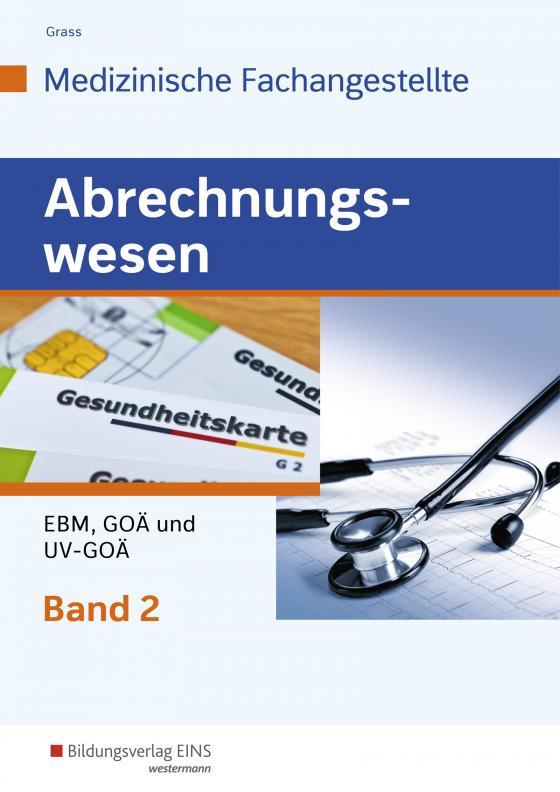 Cover-Bild Abrechnungswesen für die Medizinische Fachangestellte