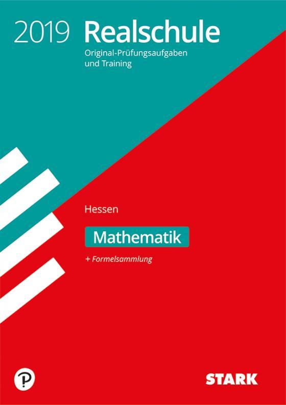 Cover-Bild Abschlussprüfung Realschule Hessen 2019 - Mathematik