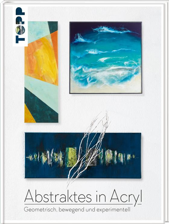 Cover-Bild Abstraktes in Acryl