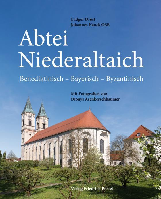 Cover-Bild Abtei Niederaltaich
