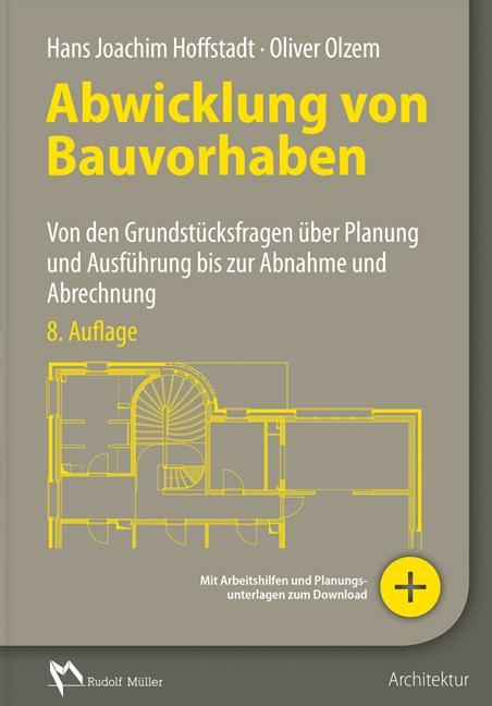 Cover-Bild Abwicklung von Bauvorhaben