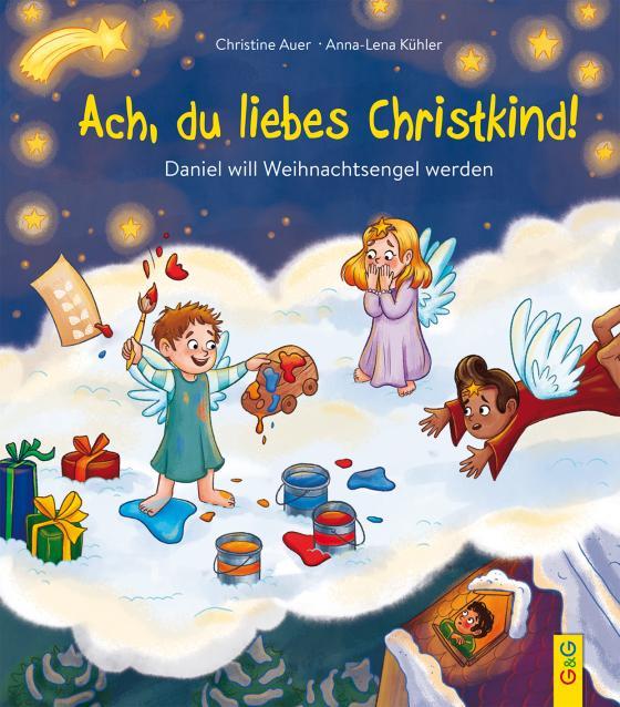 Cover-Bild Ach, du liebes Christkind!