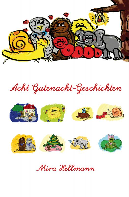 Cover-Bild Acht Gutenacht-Geschichten