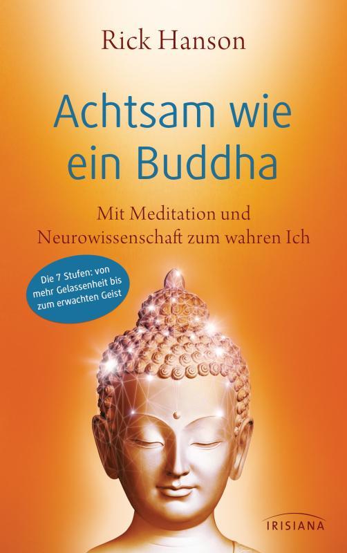Cover-Bild Achtsam wie ein Buddha